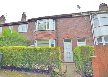 Thumbnail 4 bed terraced house to rent in Hill Street, Newcastle-Under-Lyme