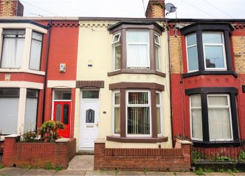 Thumbnail 2 bed terraced house for sale in Hero Street, Bootle