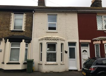 Thumbnail Terraced house to rent in Jefferson Road, Sheerness