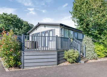 Thumbnail 3 bed mobile/park home for sale in Hornbeam Country Park, Dunkeswell, Honiton