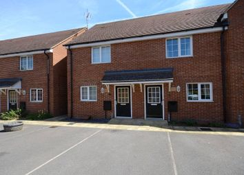 Thumbnail 2 bedroom end terrace house for sale in School Drive, Woodley, Reading