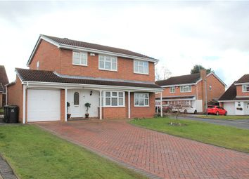 Thumbnail 4 bed detached house for sale in Gleneagles Close, Whitestone, Nuneaton, Warwickshire