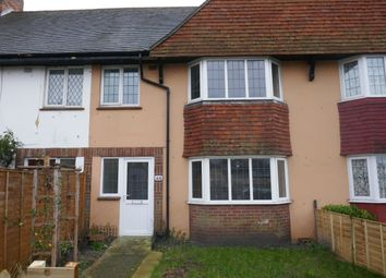 Thumbnail 3 bed terraced house to rent in Longfleet Road, Poole