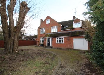 Thumbnail 6 bed detached house for sale in Old Worting Road, Basingstoke