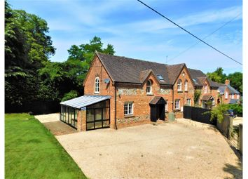 Thumbnail 4 bed semi-detached house for sale in Baydon, Marlborough