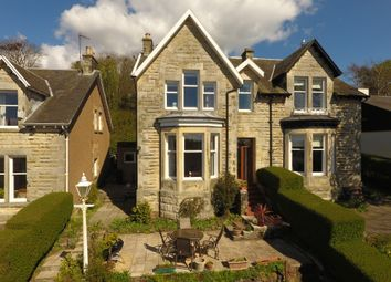 Thumbnail 4 bed semi-detached house for sale in Law Brae, West Kilbride