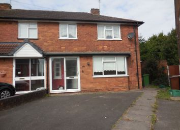 Thumbnail 3 bed terraced house to rent in Hylstone Crescent, Wolverhampton, West Midlands
