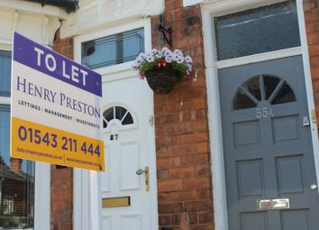 Thumbnail 2 bed flat to rent in South Road, Erdington