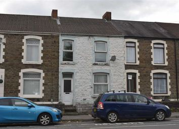 Thumbnail 3 bed terraced house for sale in Eaton Road, Swansea