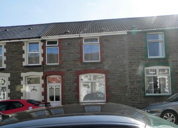 Thumbnail 3 bed terraced house for sale in Glanrhyd, Cwmaman