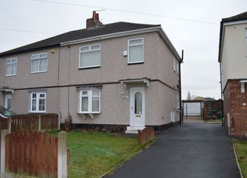 Thumbnail 3 bed semi-detached house to rent in Brampton Street, Brampton, Barnsley