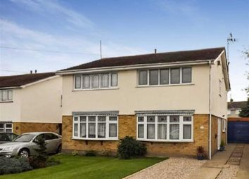 Thumbnail 3 bed semi-detached house to rent in Beauchamps Drive, Wickford, Essex