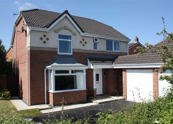 Thumbnail 4 bed detached house for sale in Hall Pool Drive, Offerton, Stockport