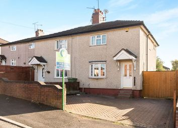 Thumbnail 2 bedroom semi-detached house for sale in Gorse Road, Dudley