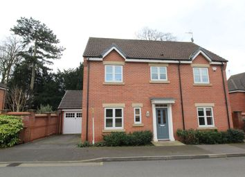 Thumbnail 4 bedroom detached house for sale in Beechwood Park Drive, Derby