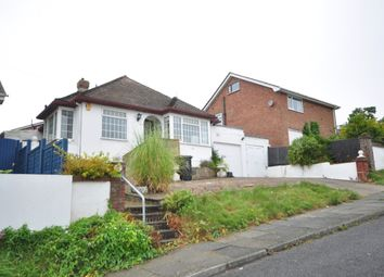 Thumbnail 3 bed detached bungalow to rent in Chorley Avenue, Saltdean, Brighton