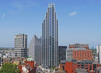 Thumbnail 1 bedroom flat for sale in Atlas 18th Floor, City Road, London