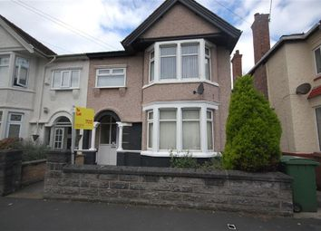 Thumbnail 2 bed flat to rent in Rugby Road, Wallasey, Wirral