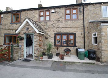 Thumbnail 2 bed terraced house for sale in Jackroyd Lane, Upper Hopton, Mirfield