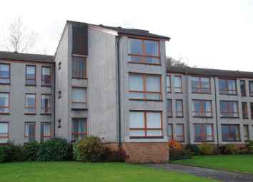 Thumbnail 1 bed flat to rent in Balmoral Place, Cloch Road, Gourock