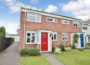 Thumbnail 2 bedroom end terrace house for sale in Ormesby Road, Raf Coltishall, Norwich