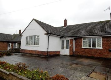 Thumbnail 2 bed detached house to rent in Newhaven Road, Evington