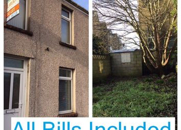 Thumbnail 3 bed property to rent in Hill Street, Mount Pleasant, Swansea