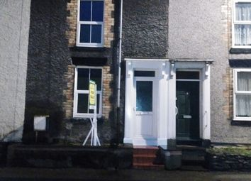 Thumbnail 3 bed terraced house to rent in London Road, Corwen