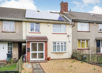 Thumbnail 3 bed terraced house for sale in Kimberley Close, Downend