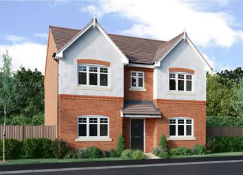 "Thumbnail 4 bed detached house for sale in ""Wheatcroft"" at Estcourt Road, Gloucester"