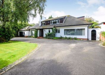 Thumbnail 5 bed detached house for sale in Church Road, Woolton, Liverpool