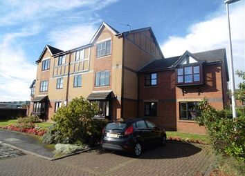 Thumbnail 1 bedroom flat to rent in Thornhill Close, Blackpool