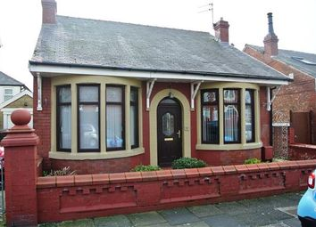 Thumbnail 2 bed bungalow for sale in Chadfield Road, Blackpool