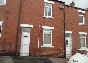 Thumbnail 2 bedroom terraced house to rent in Stavordale Street, Seaham