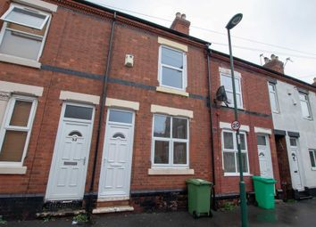 Thumbnail 2 bed terraced house to rent in Kentwood Road, Sneinton, Nottingham