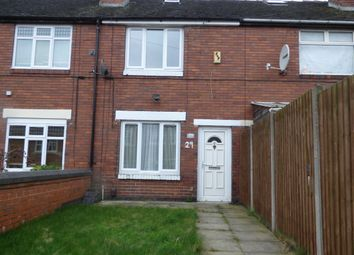 Thumbnail 2 bed terraced house to rent in East Terrace, Chell Heath, Stoke On Trent