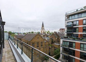 Thumbnail 3 bedroom flat to rent in Dickens Yard, Ealing