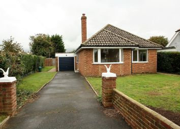 Thumbnail 3 bedroom bungalow to rent in Brook Lane, Ferring