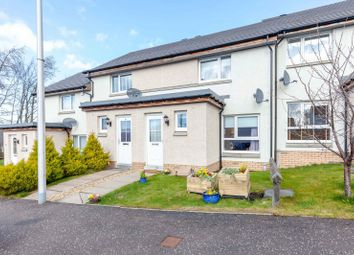 Thumbnail 2 bed terraced house for sale in Easter Langside Avenue, Dalkeith, Midlothian