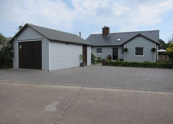 Thumbnail 3 bed detached bungalow for sale in Standard Hill Close, Ninfield, Battle