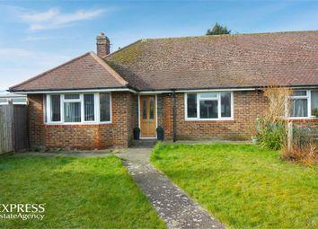 Thumbnail 2 bed semi-detached bungalow for sale in Horsham Road, Littlehampton, West Sussex