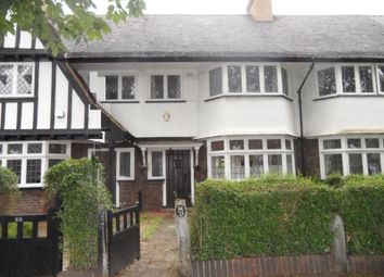 Thumbnail 4 bed terraced house to rent in Queens Drive, London