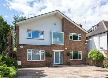 Thumbnail 5 bed detached house for sale in Oakleigh Avenue, Whetstone, London