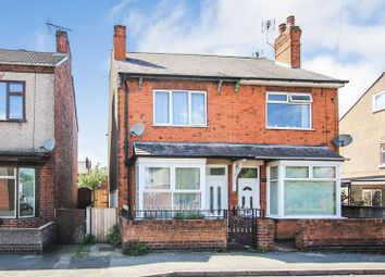 3 bed semi-detached house for sale in Oakland Street, Alfreton DE55