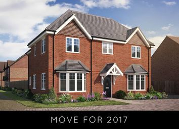"""Thumbnail 4 bedroom detached house for sale in """"The Nessvale"""" at North Common Road, Wivelsfield Green, Haywards Heath"""