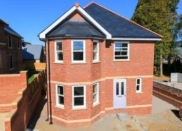 Thumbnail 4 bedroom detached house for sale in Brimley Road, Bovey Tracey, Newton Abbot