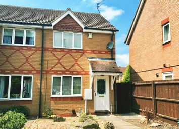 Thumbnail 2 bed semi-detached house to rent in The Littlefare, Thorpe Astley, Leicester