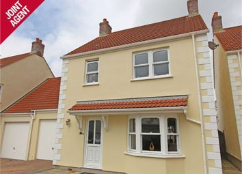 Thumbnail 3 bed detached house for sale in 2 Kimberlow, Route Militaire, St Sampson's