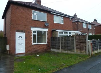 Thumbnail 2 bed semi-detached house to rent in Kingsway, Bredbury, Stockport