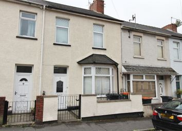 Thumbnail 2 bed terraced house for sale in Oak Street, Newport